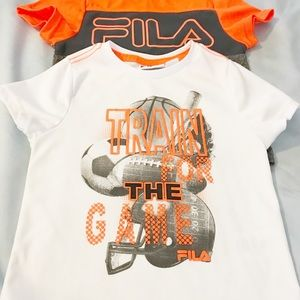 Fila Boys 3T Shirts
